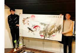 演员、导演李恒建到访麦娱网